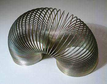 Slinky, o homem-mola: A fantasia mais legal do mundo