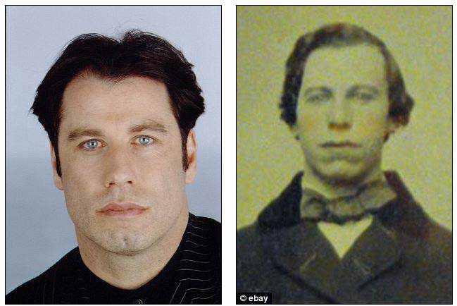 Nicolas Cage e John Travolta estiveram no passado?