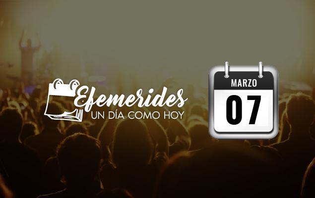 UN 7 DE MARZO thumbnail