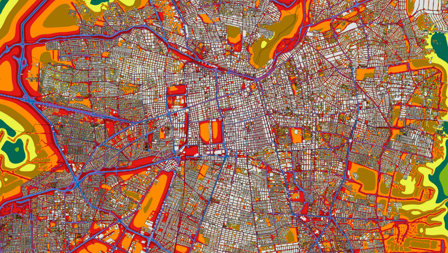 mapa de ruido lisboa Os ruídos das cidades   Nexo Jornal mapa de ruido lisboa