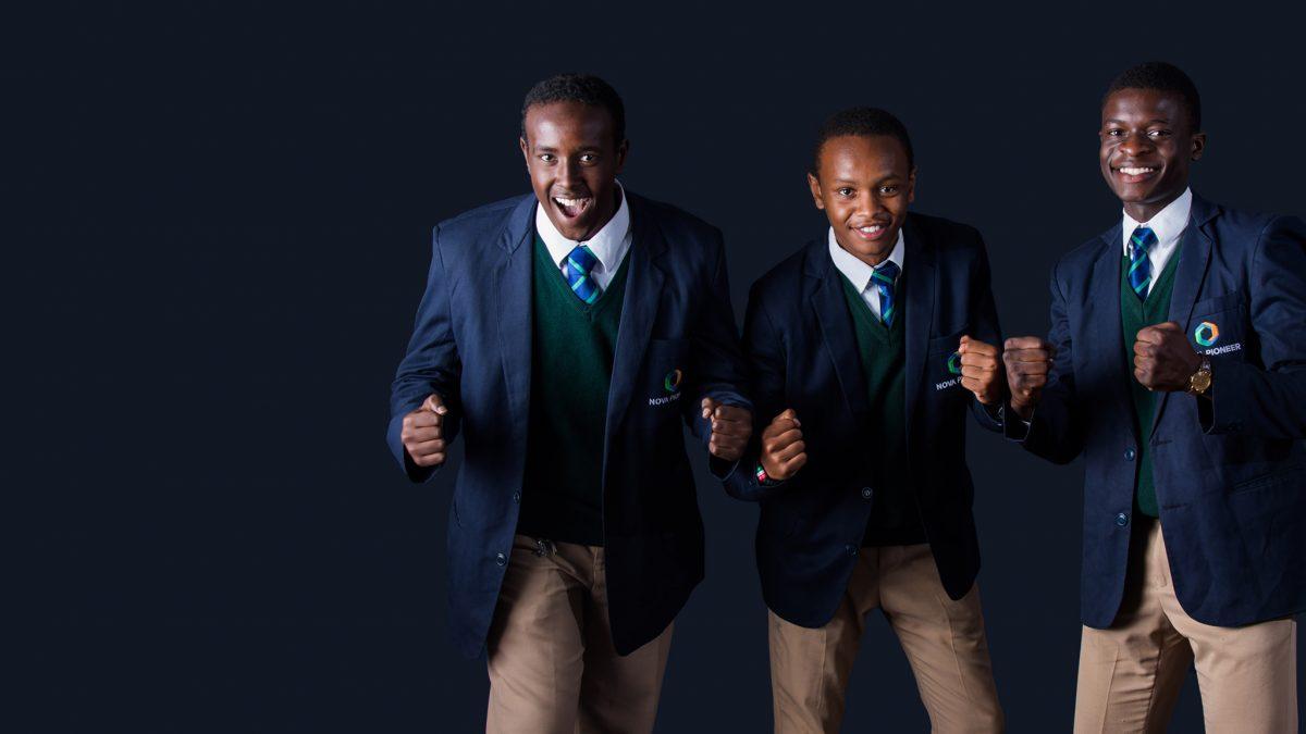 Nova Pioneer Boys Secondary - Eldoret