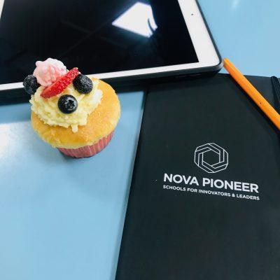Cupcakes and Coding at Nova Pioneer