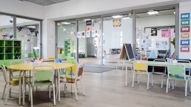 Inside a Nova Pioneer Classroom