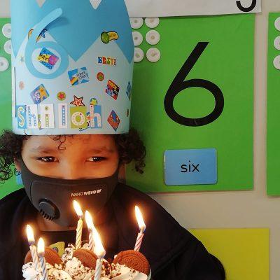 Happy birthday Nova Pioneer – today we are six!