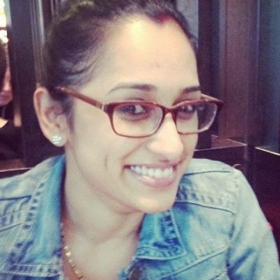 Telisha Sharma - External Relations