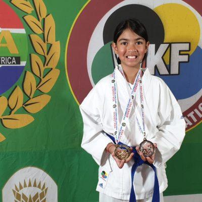 Student Spotlight: Jiya Soudamma kicking her way to the top