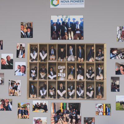 Celebrating Nova Pioneer's Matriculating Class of 2020