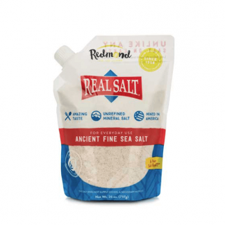 Sal Integral Real Salt Cristais Finos Refil 737g