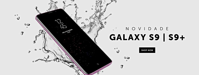 Lançamento Galaxy S9