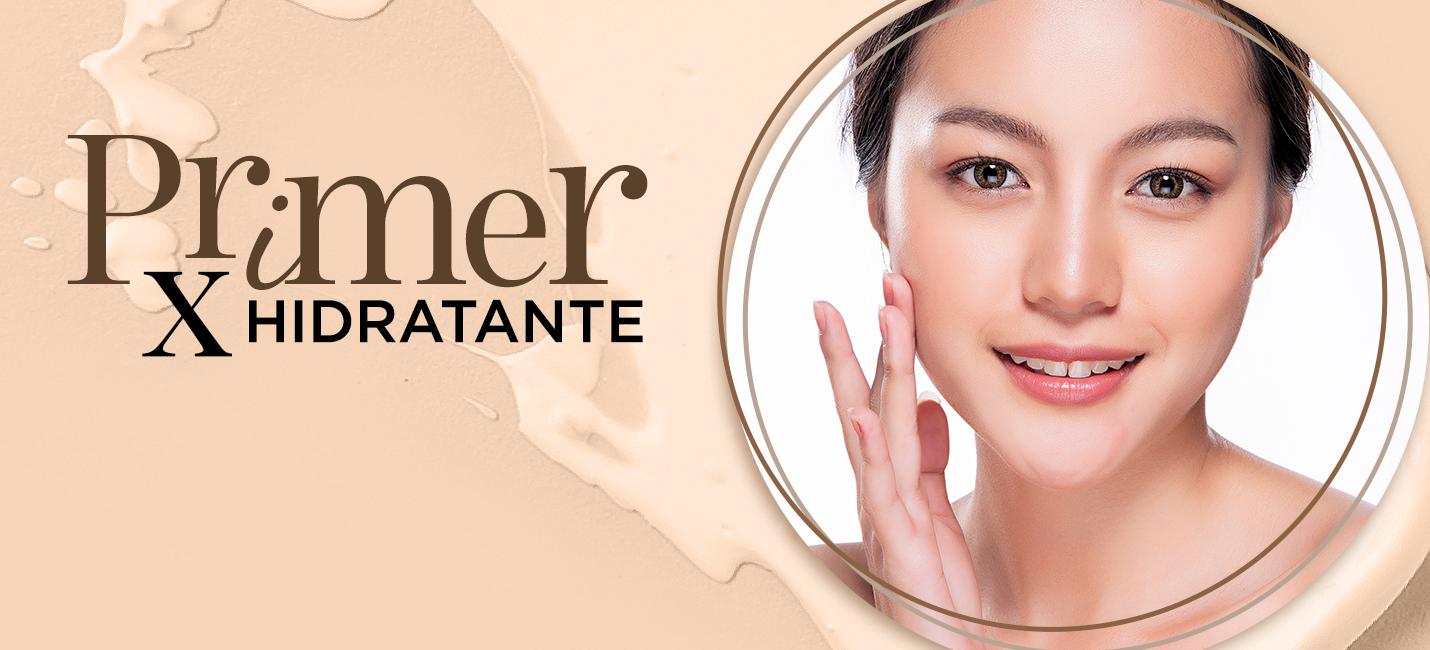 Por que usar primer e hidratante na maquiagem?