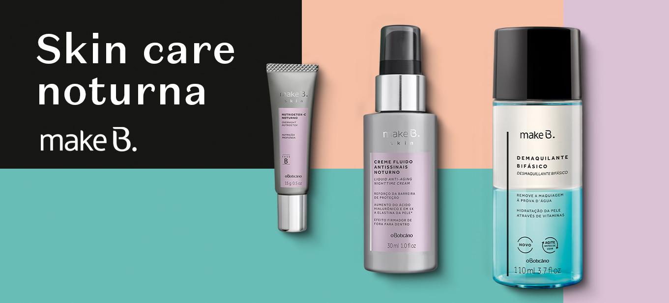 Nada de dormir de make! Faça a skin care noturna perfeita em 3 etapas