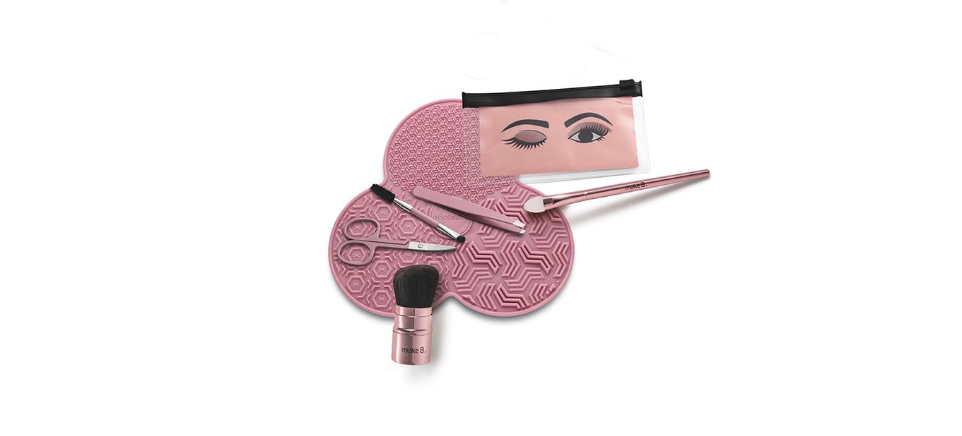 Confira truques para higienizar pincéis de maquiagem