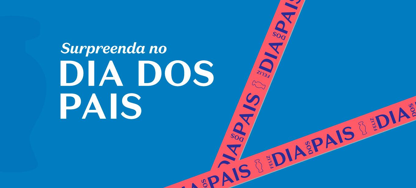 Presente para o Dia dos Pais: opções de presente a partir de R$ 50