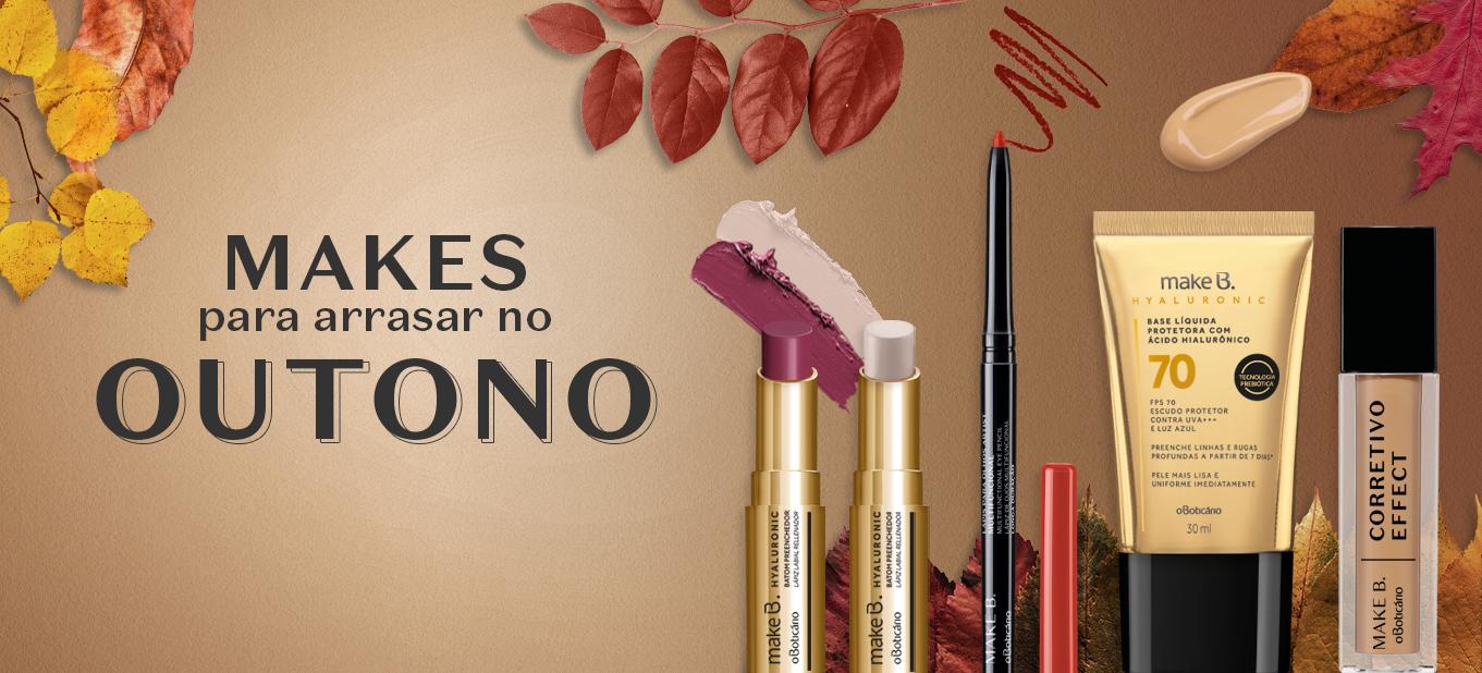 #SADIcas Dicas de Maquiagem para Outono e Inverno 2021