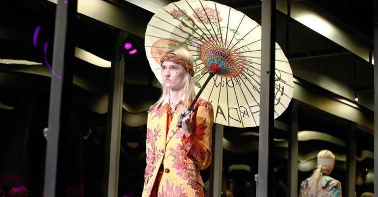 Japonismo sai das passarelas e vira look