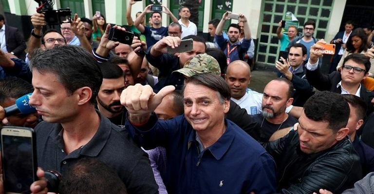 Bolsonaro mudou lógica de fazer campanha no Brasil