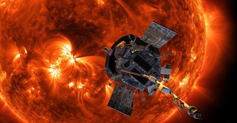 Nasa lança missão histórica para tocar o Sol