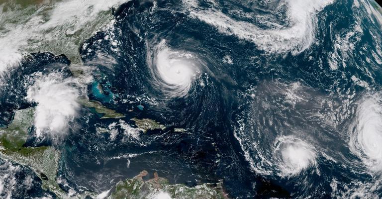 Os ciclones tropicais mais devastadores da história