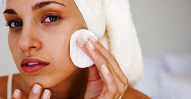 Os cuidados indispensáveis para a higiene do rosto
