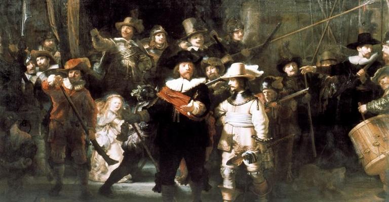 Restauração de quadro de Rembrandt será transmitida ao vivo