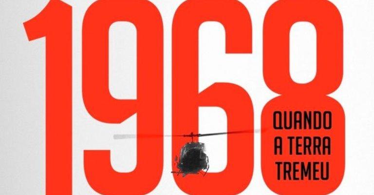 Livro relembra os fatos que mudaram o mundo em 1968