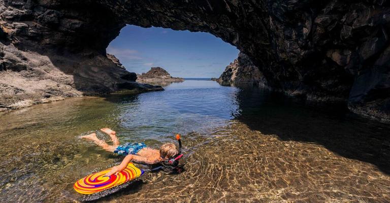 Cinco balneários para se refrescar na Ilha da Madeira
