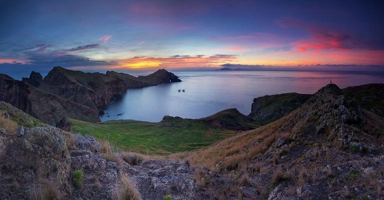 As deslumbrantes reservas naturais da Ilha da Madeira