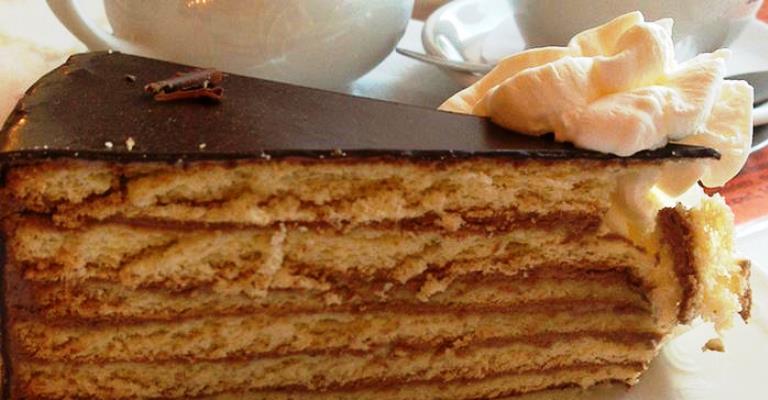 Prinzregententorte: o clássico dos doces da Baviera