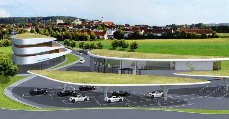 Alemanha planeja maior posto para carros elétricos do mundo