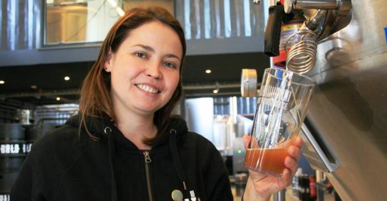 Cerveja alemã com toque brasileiro