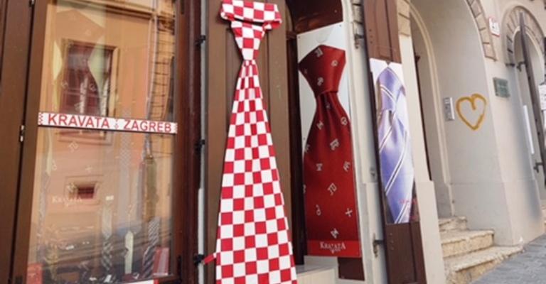 A origem da gravata