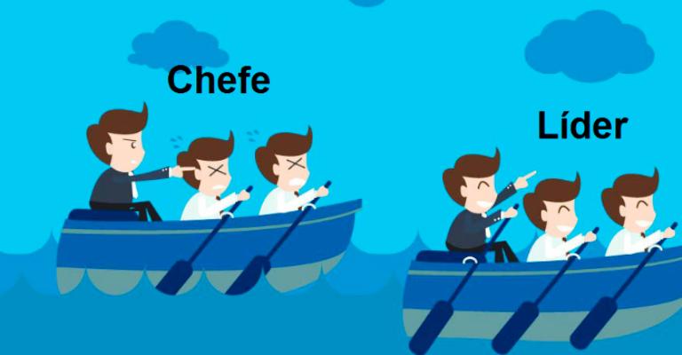 Diferença de séculos: ser chefe ou ser líder?