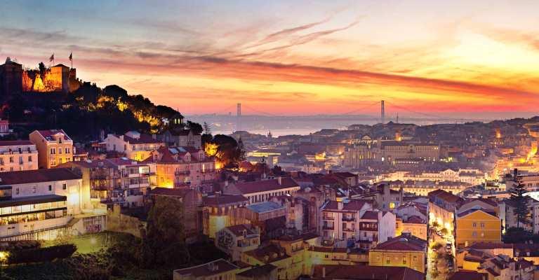 Lisboa é a cidade mais procurada pelos brasileiros