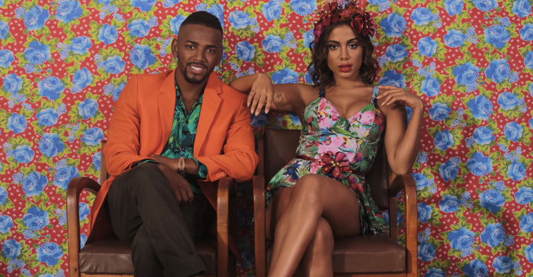 Nego do Borel lança clipe com Anitta e Wesley Safadão