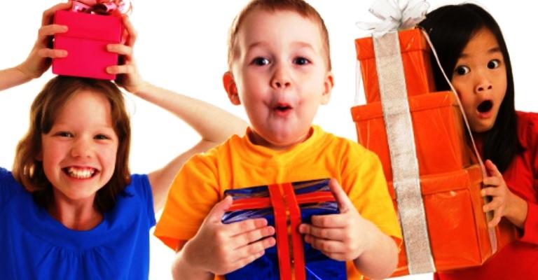 Os impostos nos presentes do Dia das Crianças