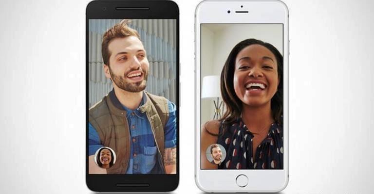 Google lança aplicativo para chamadas de vídeo