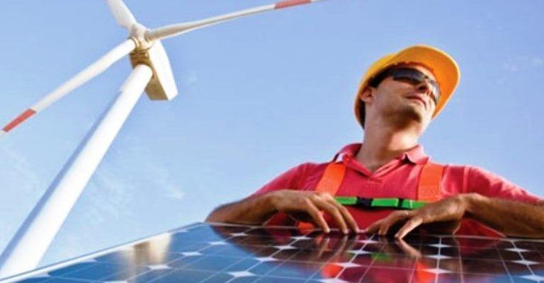 Energias renováveis estimulam economia