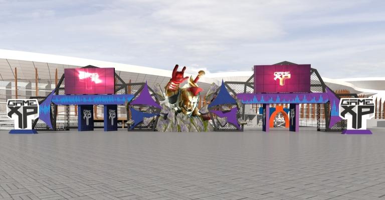 Rock in Rio apresenta Game XP e tela gigante