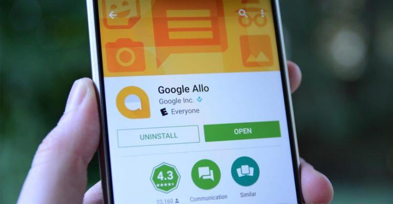 Aplicativo de mensagens do Google ganha versão web