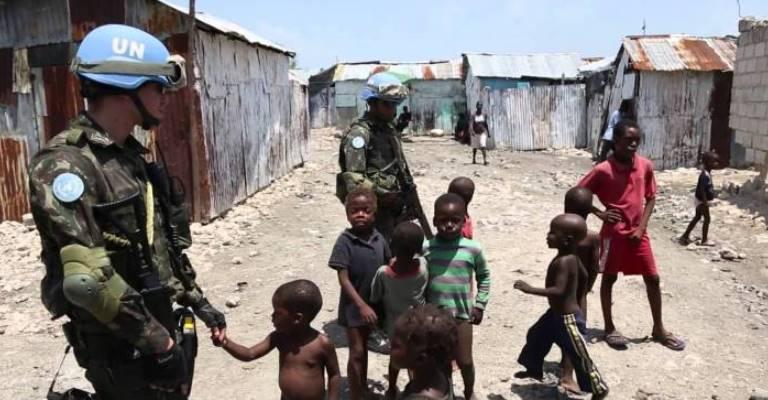 Missão no Haiti liderada pelo Brasil se aproxima do fim