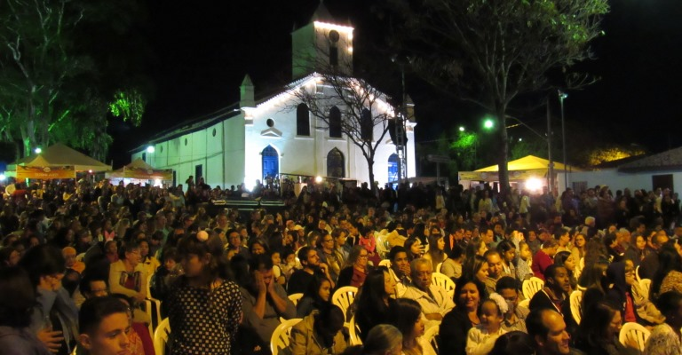 4º Festival Cultural de Paracatu é sucesso total