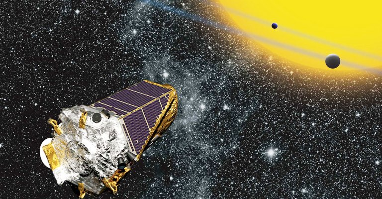 Telescópio Kepler descobre 104 novos planetas