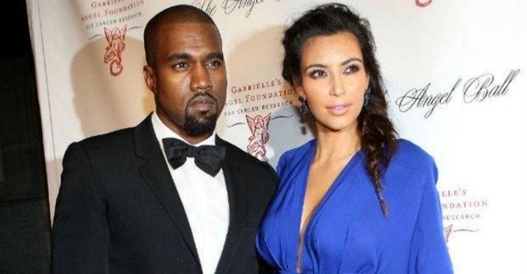 KimKardashian e Kanye West contratam barriga de aluguel