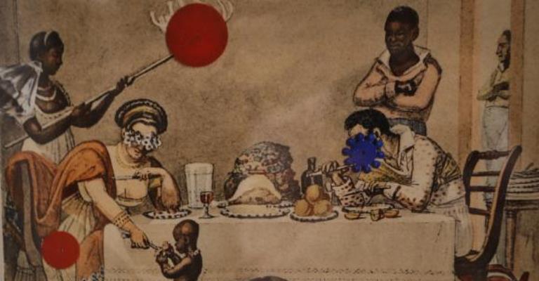 Mostra retrata as mães negras do Brasil