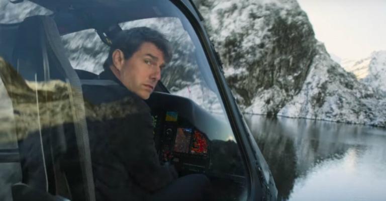 Tom Cruise não descarta interpretar super-herói da DC Comics no cinema