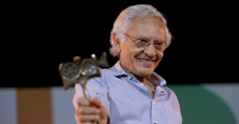 Festival de Brasília homenageia Nelson Pereira dos Santos