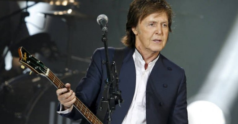 Paul McCartney volta a Belo Horizonte em outubro