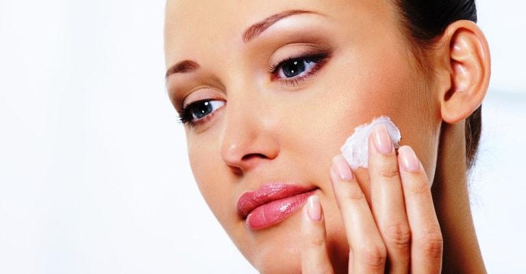 Os cuidados com a pele a partir dos 55 anos.