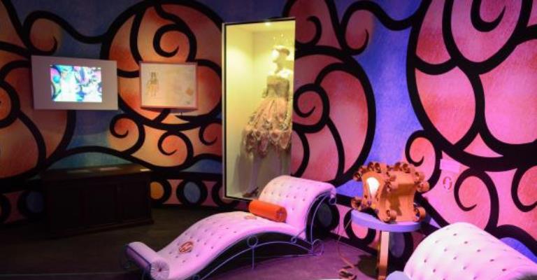 Exposição recria Castelo Rá-Tim-Bum em São Paulo