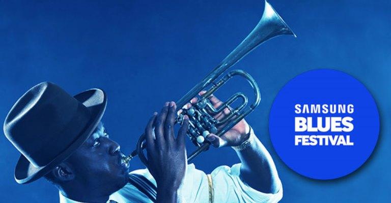Festival reúne nomes nacionais e internacionais do Blues